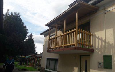 14 szobás 3 szintes ház eladó