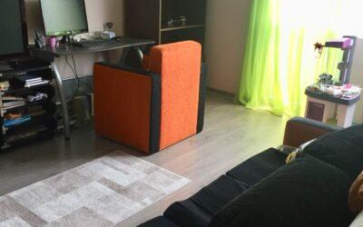 Belvárosban felújított 1,5 szobás lakás eladó