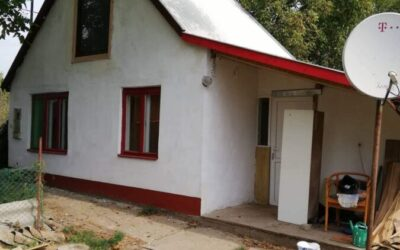 Pityeriben 2 szobás ház eladó