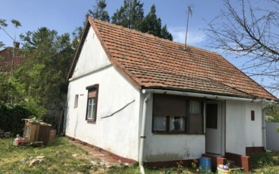 Kabán 55 m2-es, 1 szobás felújított családi ház eladó