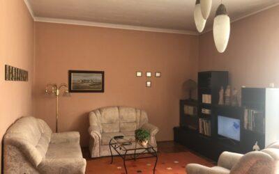 Városközpontban 2+3 szobás családi ház eladó