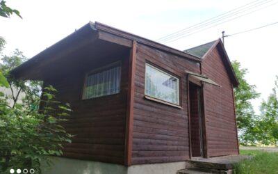 Keleti főcsatorna nádudvari szakaszán eladó 2 szobás üdülő stéggel