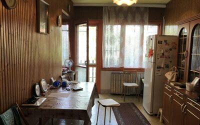 Bánomkerti 3 szobás földszinti téglalakás garázzsal, műhellyel eladó