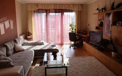 Debrecenben Pásti utcán eladó egy 2007-ben épült 82 nm alapterületű lakás