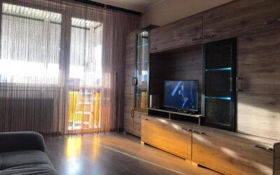 Berettyóújfalu központjában Bessenyei lakótelepen kiadó 1,5 szobás szép bútorozott lakás